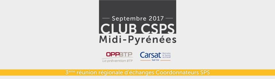 3eme réunion régionale d'échanges Coordonnateurs SPS