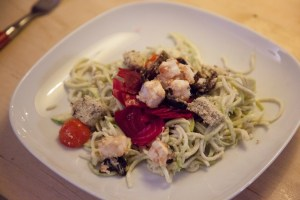 Un exemple de plat qui peut être accompagné de vromage. Crédit photo : Jay&Joy
