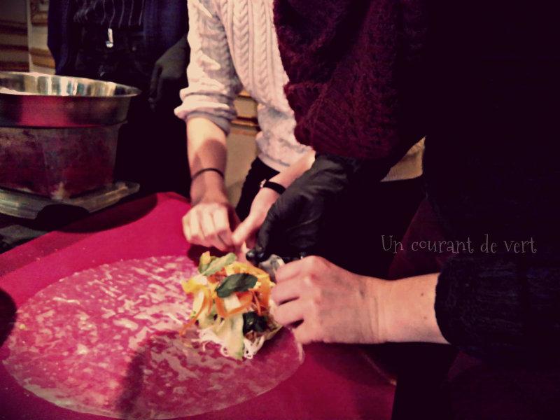 Atelier culinaire Wonder Traiteur
