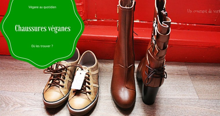 chaussures veganes