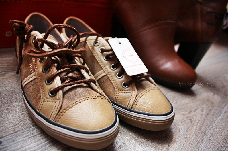 chaussure de randonnee vegan