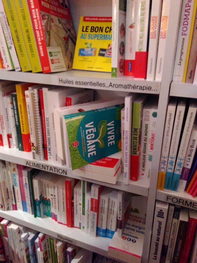 Librarie des signes