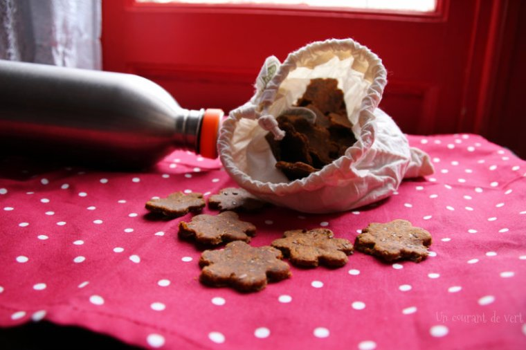 biscuits fumes