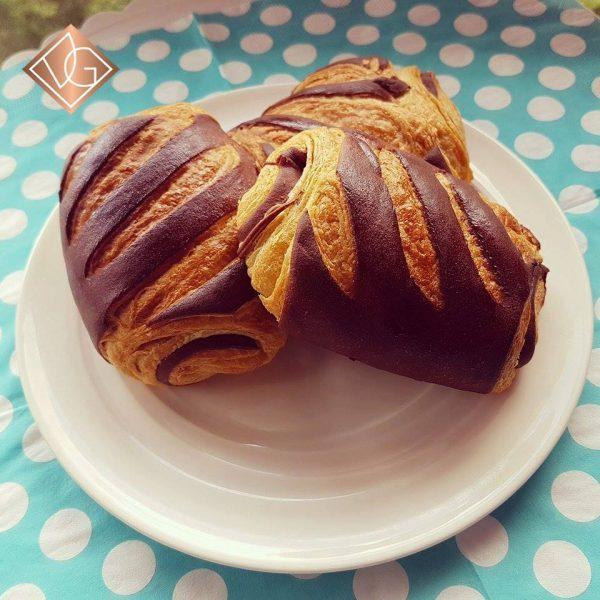 pain au chocolat vegane