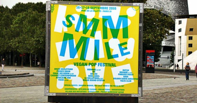 smmmile vegan pop festival
