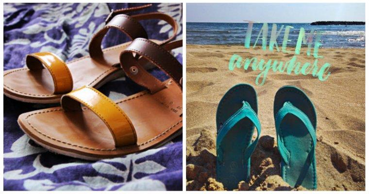 sandales éthiques et véganes