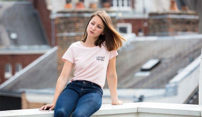 t-shirt street femme nabulio