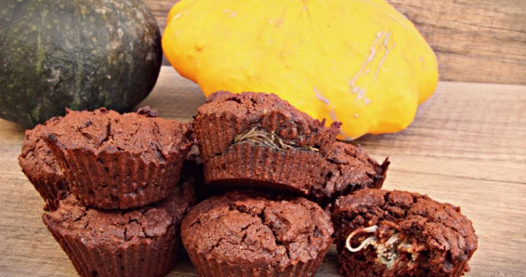 muffins véganes pour Halloween
