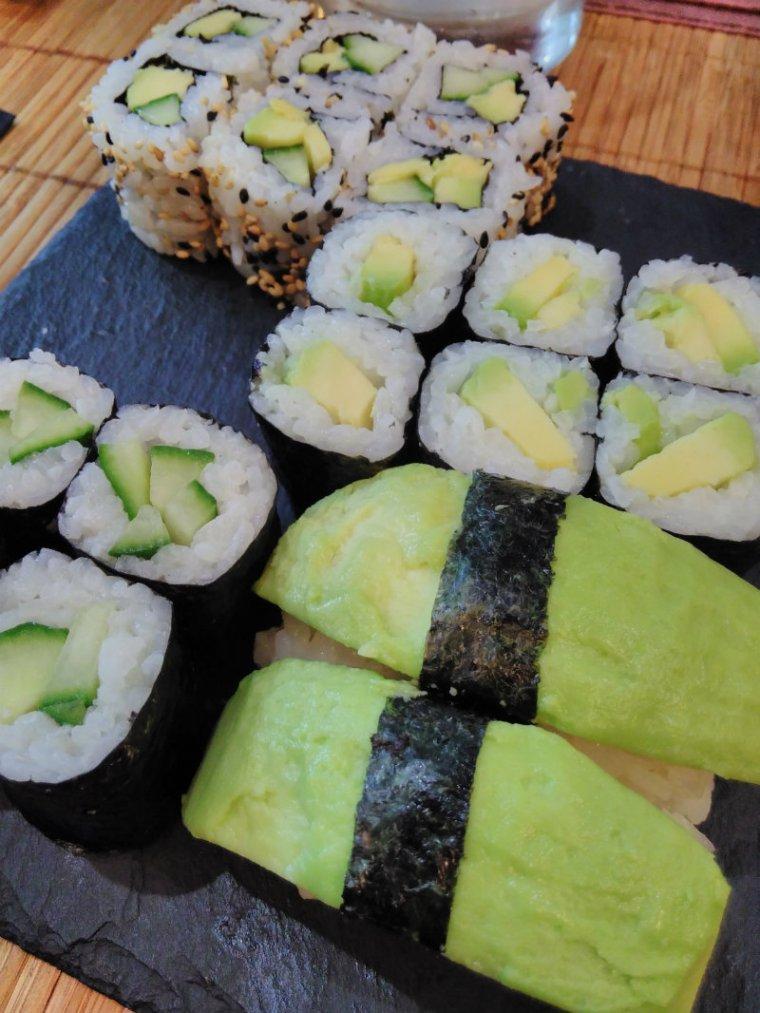 Manger au japonais en étant végétalien
