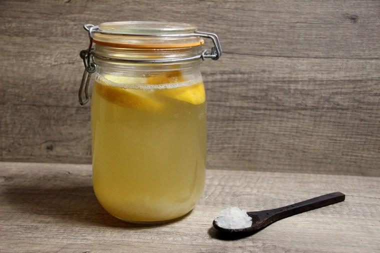 1re fermentation du kefir