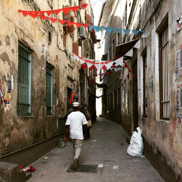 The streets of Stone Town Zanzibar uncovertravel travel stonetown Zanzibarhellip