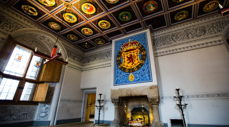 Stirling Castle – Home of Scotland's Renaissance Kings and Queens
