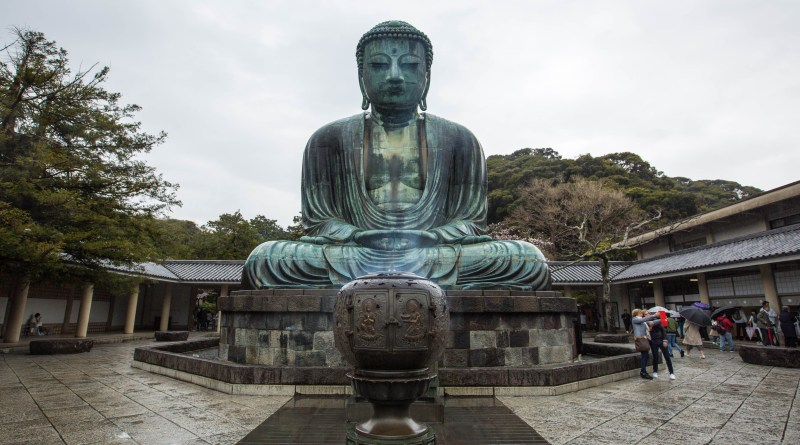 The Great Buddha, Kamakura's Most Famous Sight