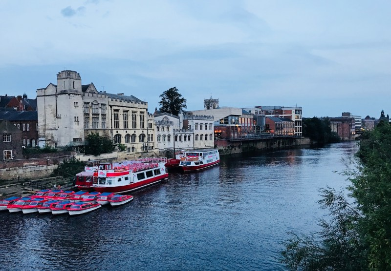 York's Rivers - Important Communications and Supply Routes - Uncover