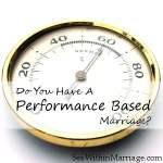 PerformanceBasedMarriage