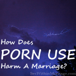 Porn Use Harms Marriage