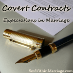 Covert Contracts