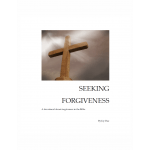 Seeking Forgiveness - A 13 Day Devotional - Cover