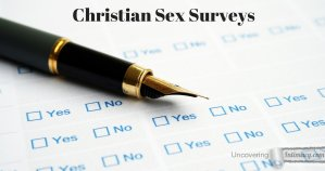Christian Sex Surveys