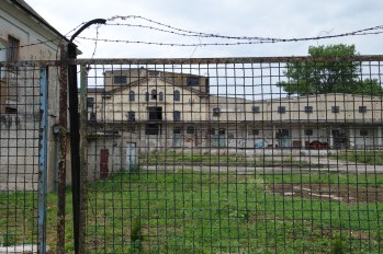 Former site of the Kutno ghetto.