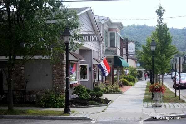 UncoveringPA  Is Milford Worth Visiting When Traveling in the