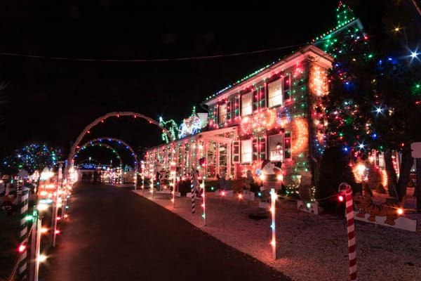 Koziar's Christmas Village Review