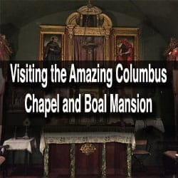 columbus chapel and boal mansion museum, boalsburg pa