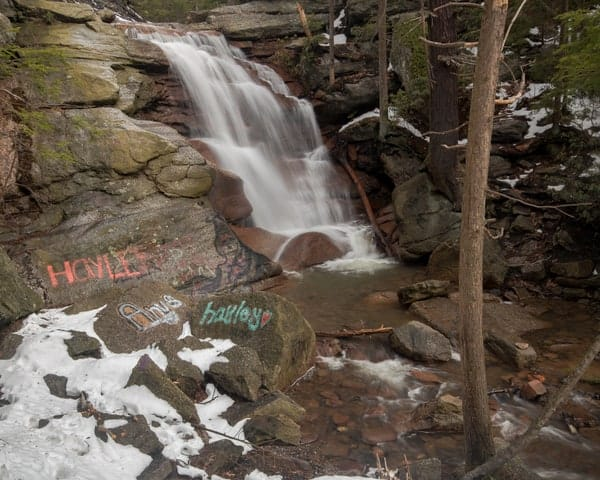 Waterfalls near Harrisburg: Swatara Falls