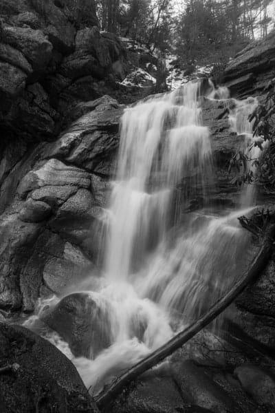 How to get to Swatara Falls near Tremont, Pennsylvania