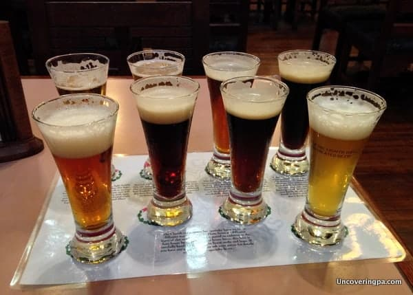 Things to do in PA in February: Winter BeerFest in Pittsburgh
