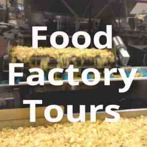 Food Factory Tours in Pennsylvania