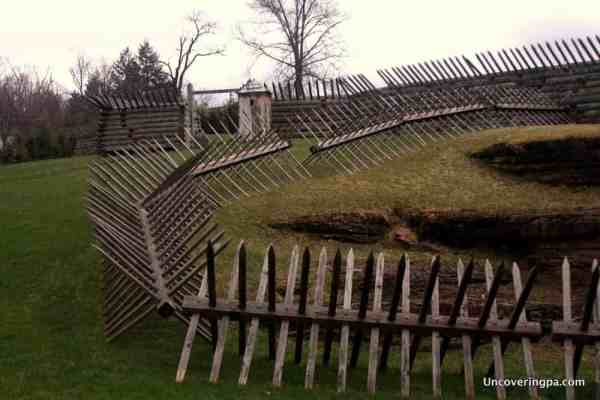 Things to do in Pennsylvania in May: Fort Ligonier