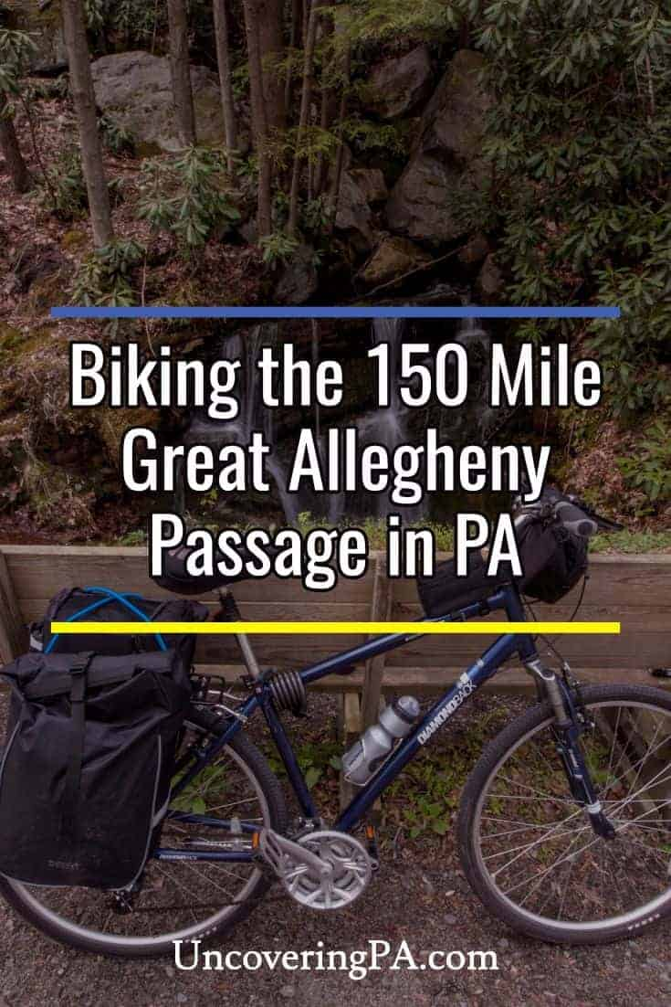The Ride of Your Life: My Top Tips for Biking the Great Allegheny Passage in Pennsylvania