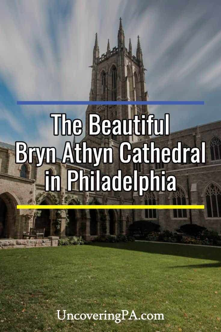 Visiting Bryn Athyn Cathedral: Pennsylvania's European Cathedral #Philadelphia #Philly