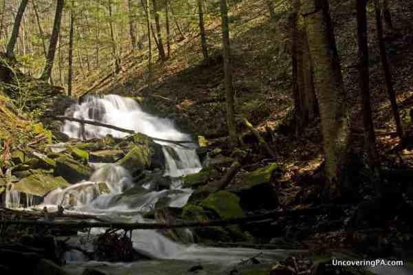 Best Pennsylvania State Parks for Waterfalls: Oil Creek State Park