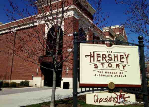 Pennsylvania Groupon Deal: The Hershey Story