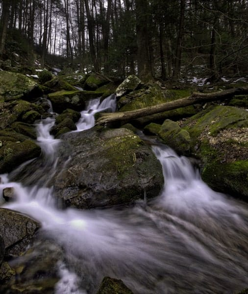 Acriggs Falls in Swatara State Park, Pennsylvania