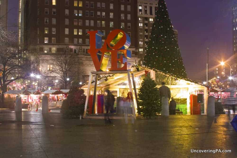 the top christmas things to do in philadelphia