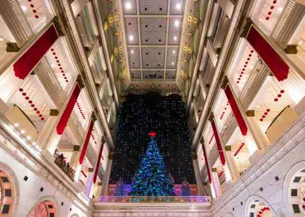 New Years Eve in Philadelphia: See the Wanamaker Organ Show