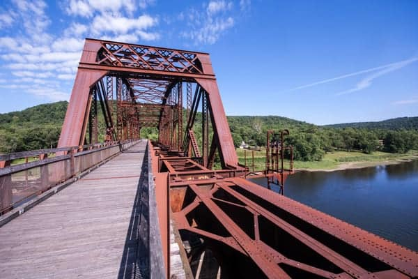 Things to do in Franklin, PA: Bike the Allegheny River Trail