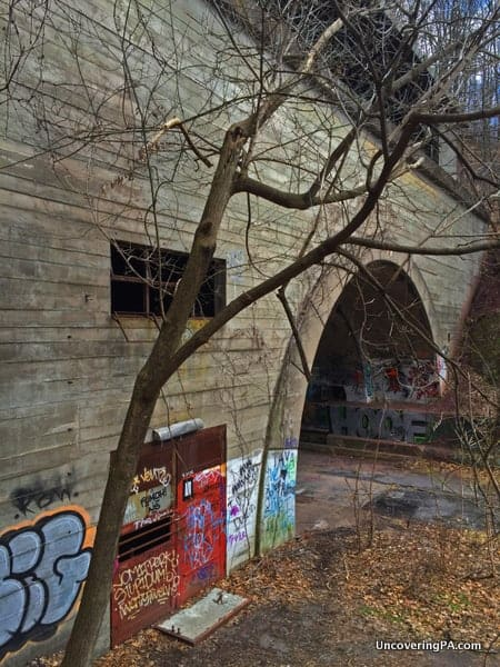 Visiting The Abandoned Pa Turnpike Near Breezewood