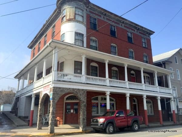 The Doyle Hotel in Duncannon PA