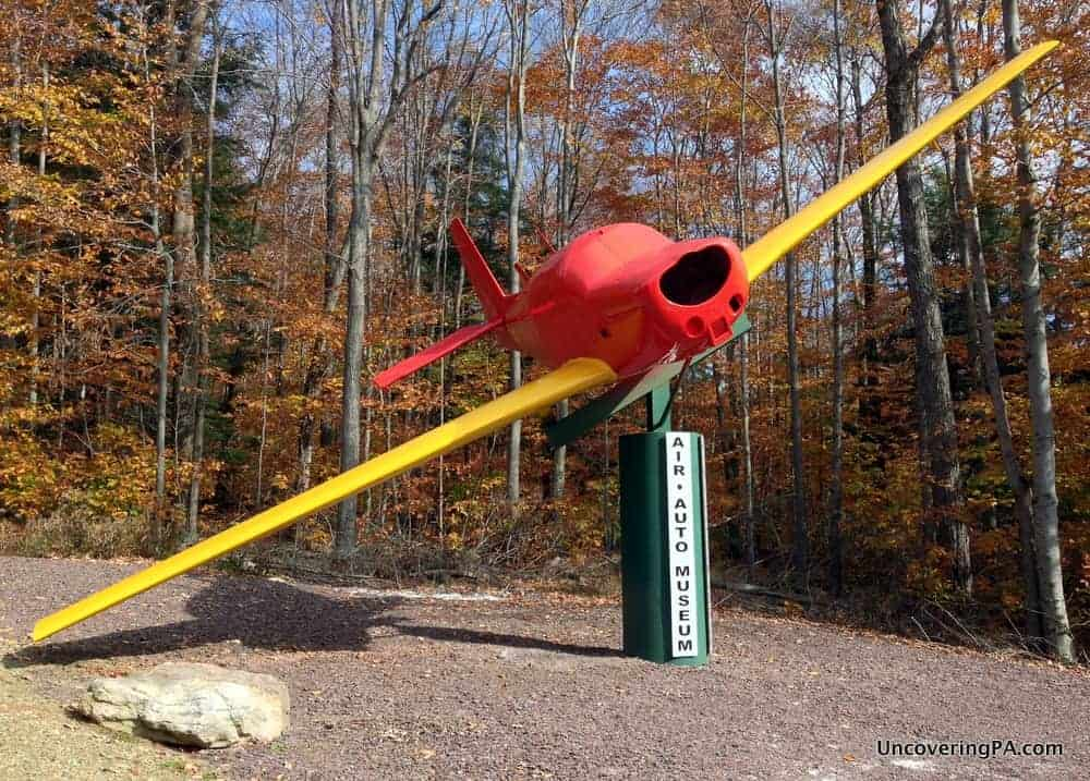 Visiting the Eagles Mere Air Museum in Pennsylvania's Endless Mountains