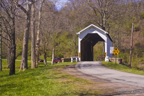 Things to do in PA in September: the Washington and Greene Counties Covered Bridge Festival