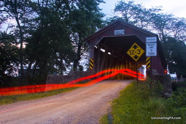 How to get to Sam Wagner Bridge in Northumberland County, PA