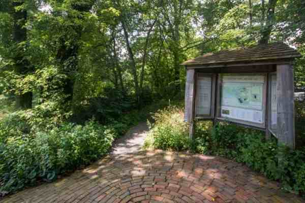 Brandywine River Conservancy hiking trails