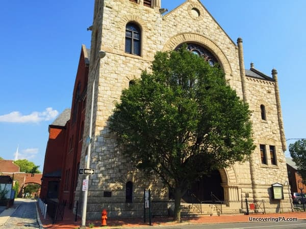Mother Bethel AME in Philadelphia, PA