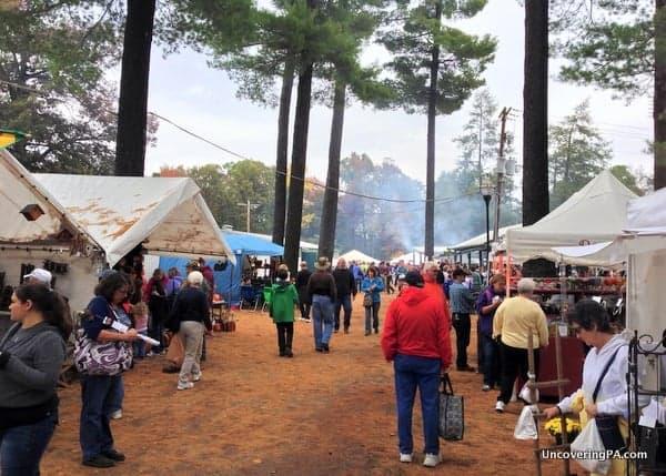 Best Fall Festivals in Pennsylvania: The National Apple Harvest Festival in Biglerville