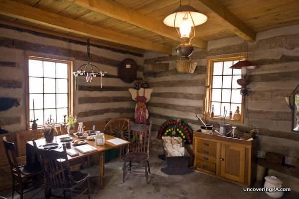 Little Beaver Historical Society Log Cabin IMG_6648