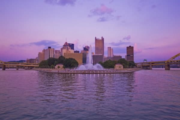 Best photography spots in PIttsburgh - Gateway Clipper